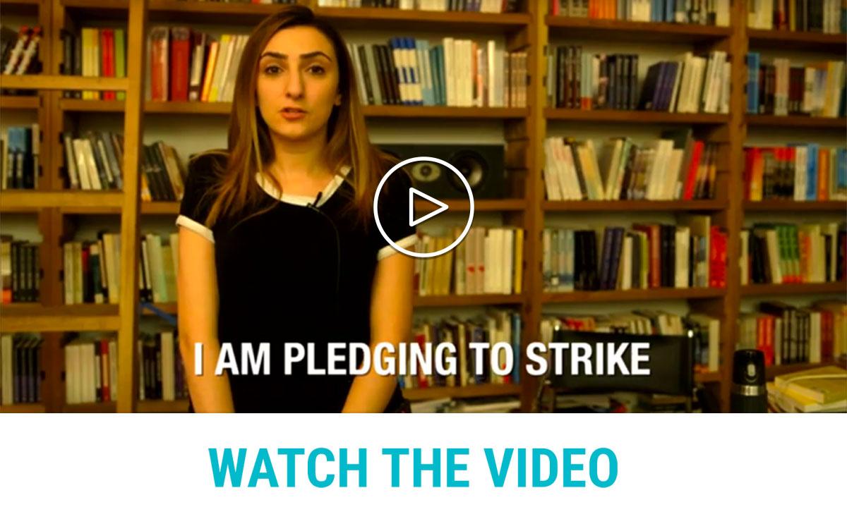 Why Women Strike Video